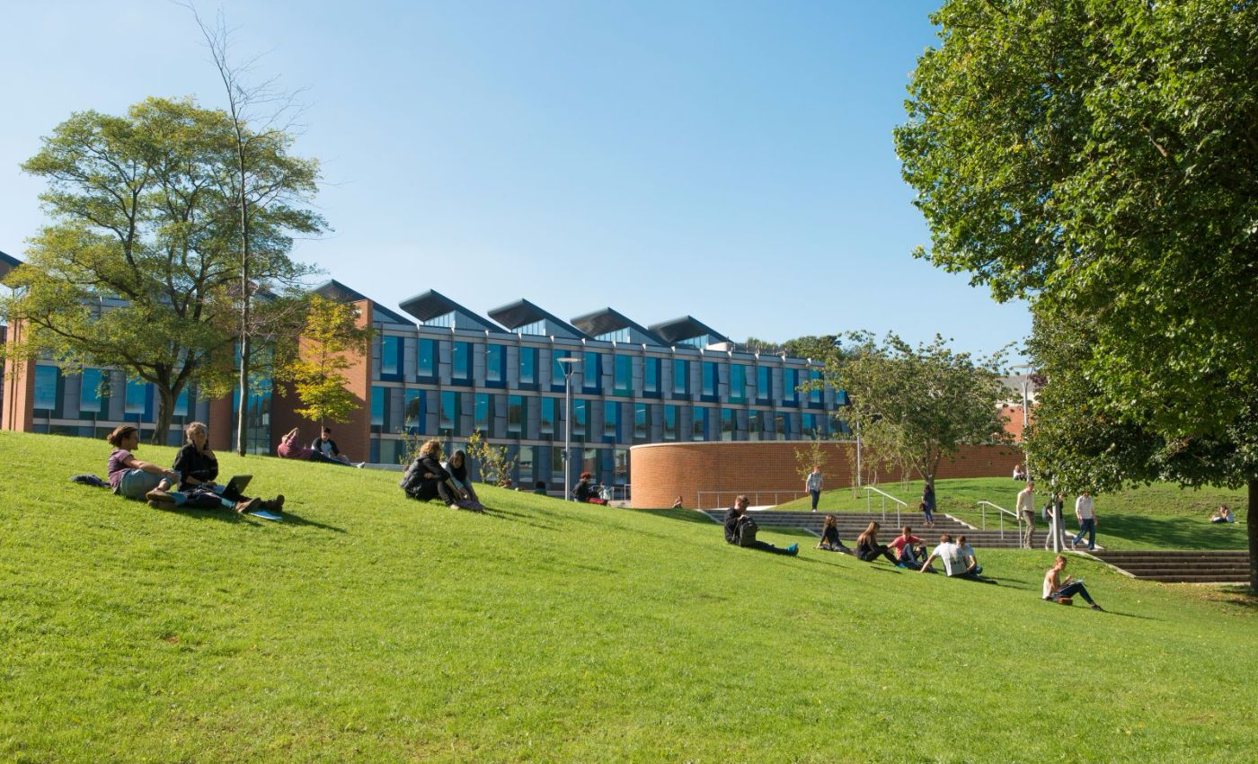 ISC at the University Sussex